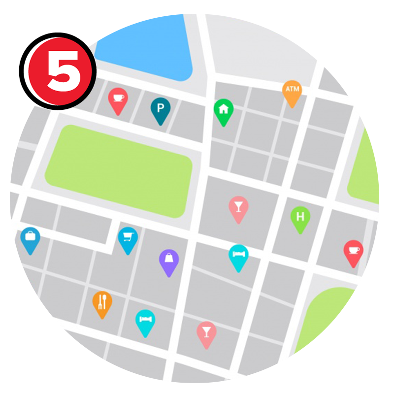 Local Target & Routing