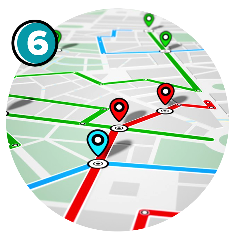 Tracked Route for Validation